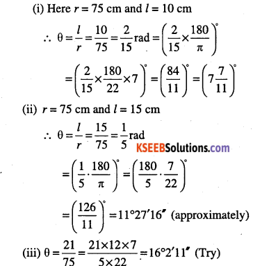1st PUC Maths Question Bank Chapter 3 Trigonometric Functions 13