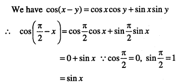1st PUC Maths Question Bank Chapter 3 Trigonometric Functions 33
