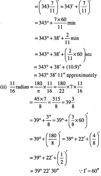 1st PUC Maths Question Bank Chapter 3 Trigonometric Functions 4