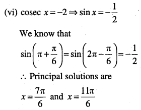 1st PUC Maths Question Bank Chapter 3 Trigonometric Functions 85