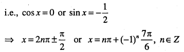 1st PUC Maths Question Bank Chapter 3 Trigonometric Functions 94