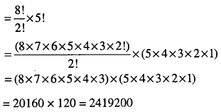 1st PUC Maths Question Bank Chapter 7 Permutations and Combinations 35