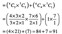 1st PUC Maths Question Bank Chapter 7 Permutations and Combinations 51