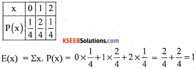 1st PUC Statistics Model Question Paper 1 with Answers - 21