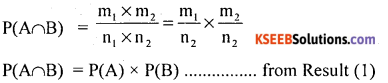 1st PUC Statistics Question Bank Chapter 9 Elements of Probability Theory - 37