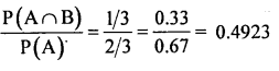 1st PUC Statistics Question Bank Chapter 9 Elements of Probability Theory - 6
