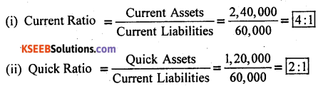 2nd PUC Accountancy Model Question Paper 3 with Answers - 5