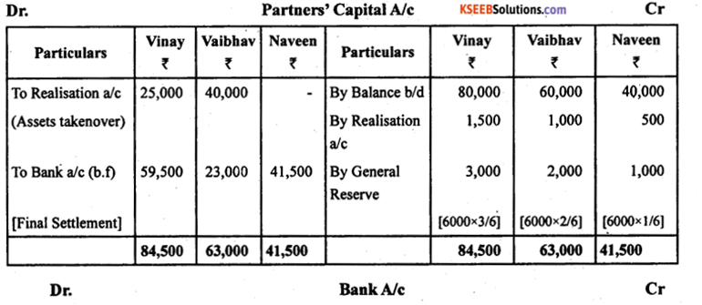 2nd PUC Accountancy Previous Year Question Paper June 2019 - 23