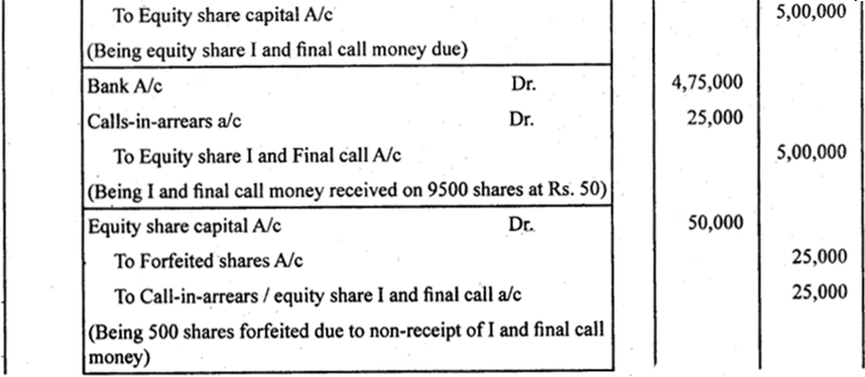 2nd PUC Accountancy Previous Year Question Paper March 2019 - 27