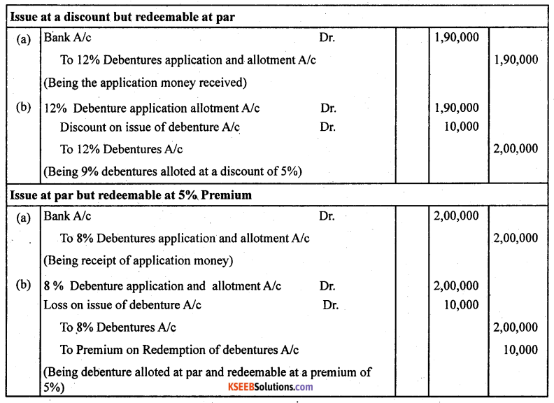 2nd PUC Accountancy Previous Year Question Paper March 2019 - 30