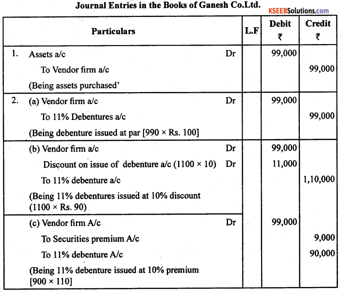 2nd PUC Accountancy Previous Year Question Paper March 2019 - 5