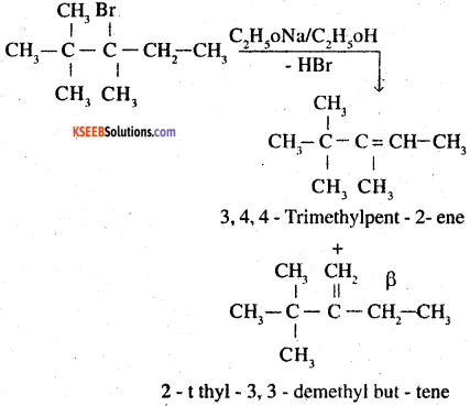 2nd PUC Chemistry Question Bank Chapter 10 Haloalkanes and Haloarenes - 22