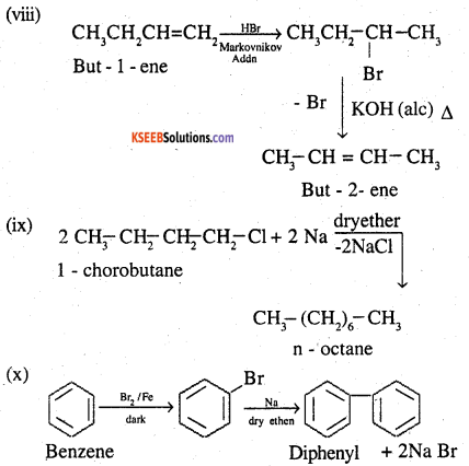 2nd PUC Chemistry Question Bank Chapter 10 Haloalkanes and Haloarenes - 26