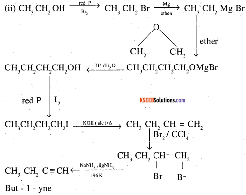 2nd PUC Chemistry Question Bank Chapter 10 Haloalkanes and Haloarenes - 39