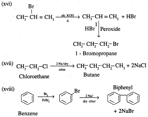 2nd PUC Chemistry Question Bank Chapter 10 Haloalkanes and Haloarenes - 45