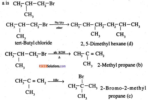 2nd PUC Chemistry Question Bank Chapter 10 Haloalkanes and Haloarenes - 50