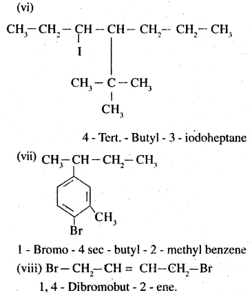 2nd PUC Chemistry Question Bank Chapter 10 Haloalkanes and Haloarenes - 9