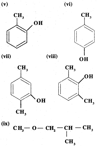 2nd PUC Chemistry Question Bank Chapter 11 Alcohols, Phenols and Ethers - 2