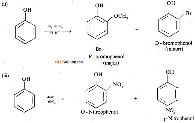 2nd PUC Chemistry Question Bank Chapter 11 Alcohols, Phenols and Ethers - 28