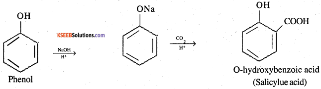 2nd PUC Chemistry Question Bank Chapter 11 Alcohols, Phenols and Ethers - 29