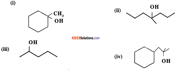2nd PUC Chemistry Question Bank Chapter 11 Alcohols, Phenols and Ethers - 60