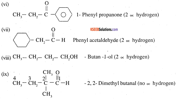 2nd PUC Chemistry Question Bank Chapter 12 Aldehydes, Ketones and Carboxylic Acids - 23