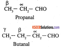 2nd PUC Chemistry Question Bank Chapter 12 Aldehydes, Ketones and Carboxylic Acids - 29