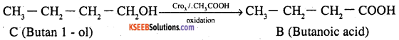 2nd PUC Chemistry Question Bank Chapter 12 Aldehydes, Ketones and Carboxylic Acids - 36