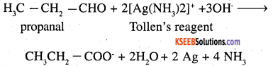 2nd PUC Chemistry Question Bank Chapter 12 Aldehydes, Ketones and Carboxylic Acids - 38(i)