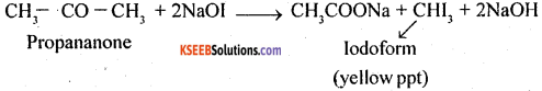 2nd PUC Chemistry Question Bank Chapter 12 Aldehydes, Ketones and Carboxylic Acids - 39