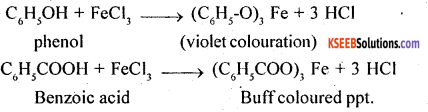 2nd PUC Chemistry Question Bank Chapter 12 Aldehydes, Ketones and Carboxylic Acids - 41(i)