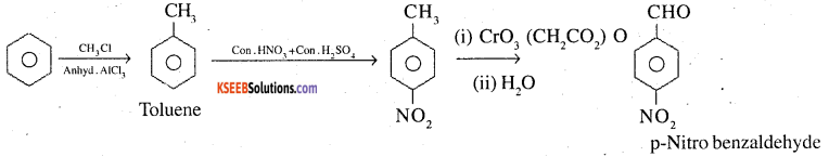 2nd PUC Chemistry Question Bank Chapter 12 Aldehydes, Ketones and Carboxylic Acids - 49