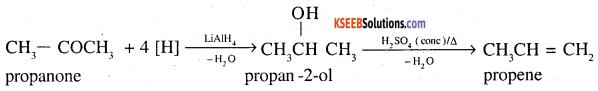 2nd PUC Chemistry Question Bank Chapter 12 Aldehydes, Ketones and Carboxylic Acids - 50