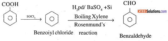 2nd PUC Chemistry Question Bank Chapter 12 Aldehydes, Ketones and Carboxylic Acids - 51
