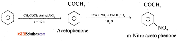 2nd PUC Chemistry Question Bank Chapter 12 Aldehydes, Ketones and Carboxylic Acids - 53