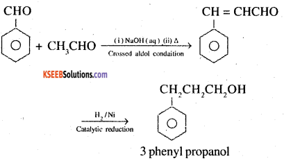 2nd PUC Chemistry Question Bank Chapter 12 Aldehydes, Ketones and Carboxylic Acids - 56