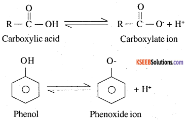 2nd PUC Chemistry Question Bank Chapter 12 Aldehydes, Ketones and Carboxylic Acids - 75
