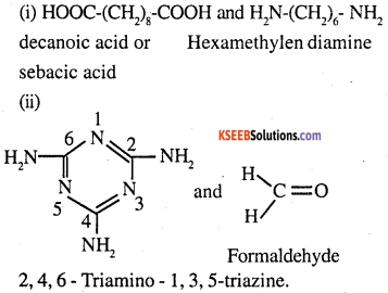 2nd PUC Chemistry Question Bank Chapter 15 Polymers - 11