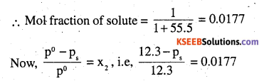 2nd PUC Chemistry Question Bank Chapter 2 Solutions - 14