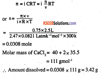2nd PUC Chemistry Question Bank Chapter 2 Solutions - 49