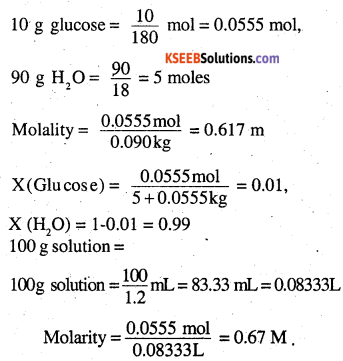 2nd PUC Chemistry Question Bank Chapter 2 Solutions - 6