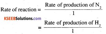2nd PUC Chemistry Question Bank Chapter 4 Chemical Kinetics - 2
