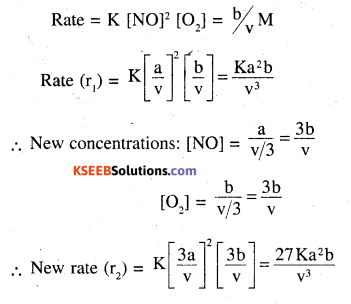 2nd PUC Chemistry Question Bank Chapter 4 Chemical Kinetics - 37