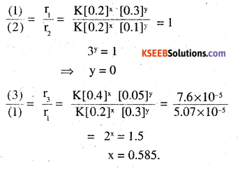2nd PUC Chemistry Question Bank Chapter 4 Chemical Kinetics - 8