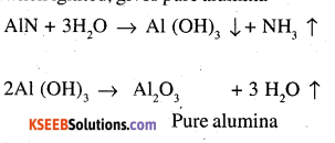 2nd PUC Chemistry Question Bank Chapter 6 General Principles and Processes of Isolation of Elements - 1