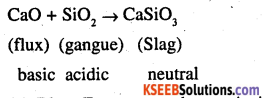 2nd PUC Chemistry Question Bank Chapter 6 General Principles and Processes of Isolation of Elements - 12