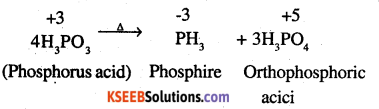 2nd PUC Chemistry Question Bank Chapter 7 The p-Block Elements - 5