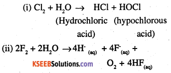 2nd PUC Chemistry Question Bank Chapter 7 The p-Block Elements - 7