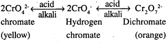 2nd PUC Chemistry Question Bank Chapter 8 The d-and f-Block Elements - 6