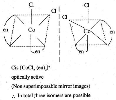 2nd PUC Chemistry Question Bank Chapter 9 Coordination Compounds - 22